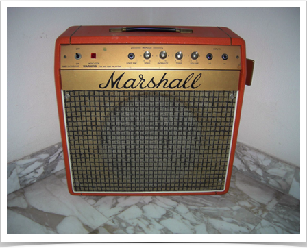 Marshall Mercury '72