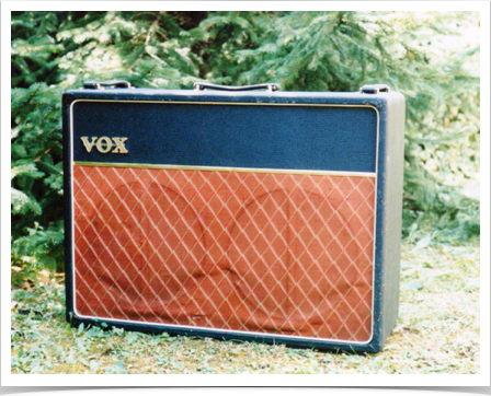 Vox AC30/6 Normal (front)