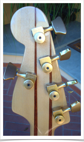 #30 (rear headstock)