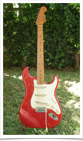 N° 50 (Strato '58 Style)